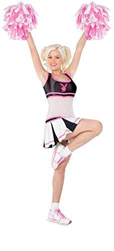 Playboy Cheerleader Adult Costume - X-Small