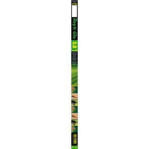 Exo Terra Repti-Glo 5.0 Fluorescent Lamp, 14 Watts, 15 Inches