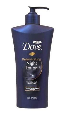 Dove Regenerating Night Lotion, Packaging May Vary, 10.8 Ounce For Sale