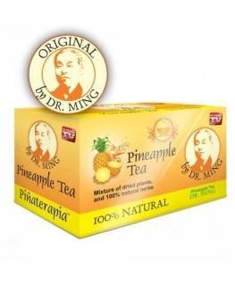 Té de piña del Doctor Ming. Elimina el colesterol, triglicéridos y las grasas acumuladas en su cuerpo. Producto 100% natural. Ayuda adelgazar en 15 dias