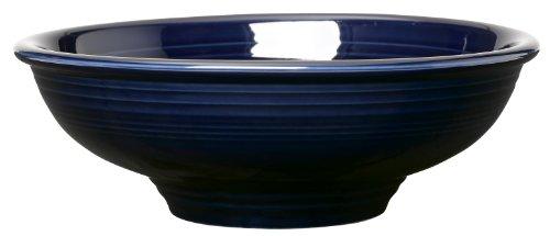 Fiesta 64-Ounce Pedestal Bowl, Cobalt ()