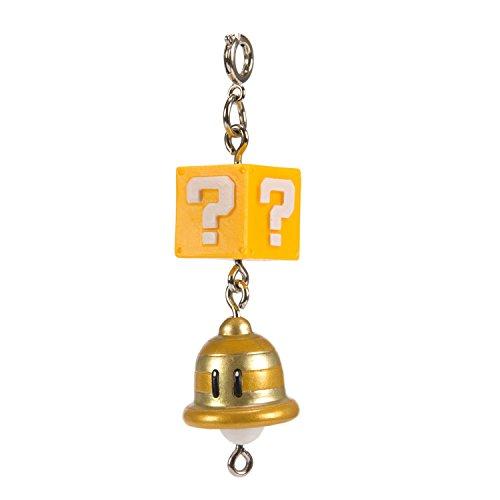 Animewild Super Mario 3D World Collection Super Bell Capsule Keychain