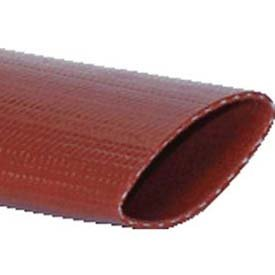 1-1/2'' Medium Duty PVC Lay Flat Discharge Bulk Hose, 10 Feet by Apache Hose & Belting