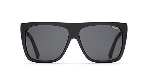 Quay x Desi OTL II Sunglasses (Black, - X Sunglasses Desi Quay