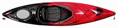 Perception Kayak 10.5 Swiftwater Kayak, Red & Black