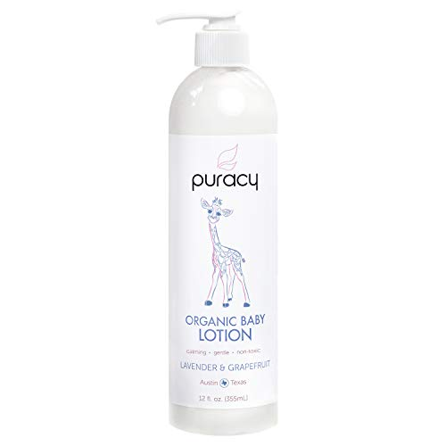 Puracy Organic Baby Lotion