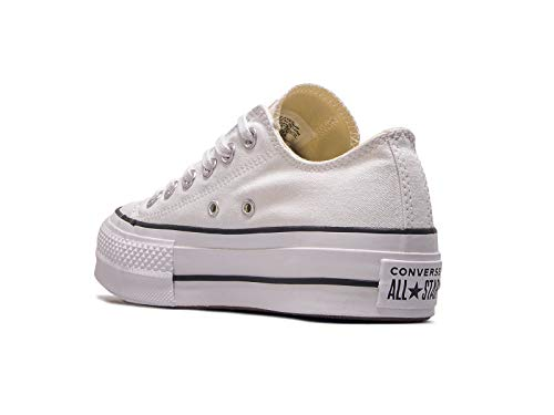 Damen Lift White Ox garnet Converse White Sneaker navy Ctas BRqxd