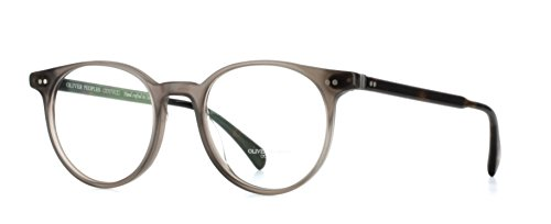 Delray Glass (OLIVER PEOPLES DELRAY 5318U - 1494 EYEGLASSES TAUPE/OAK W/ DEMO LENS 47MM)