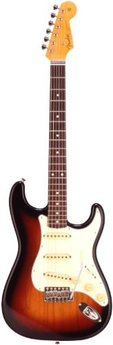 Fender Japan ST62-TX 3TS Stratocaster 3-tone Sunburst '62 style Japanese Electric Guitar (Japan Import)