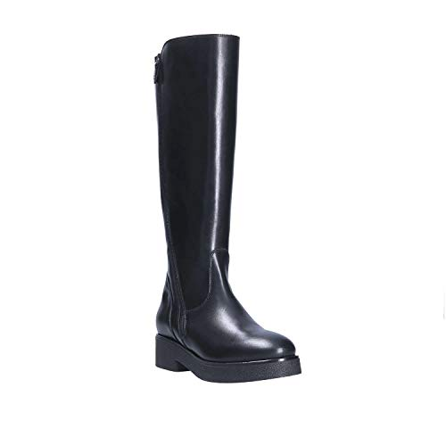 Mally 5612 Frauen Mally Stiefeletten 5612 Schwarz BY6wxOPq