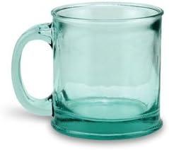 Recycled Glass Coffee Mugs