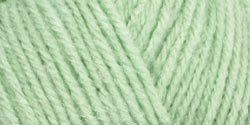 Red Heart E746-9620 Red Heart Soft Baby Steps Yarn - Baby Green -