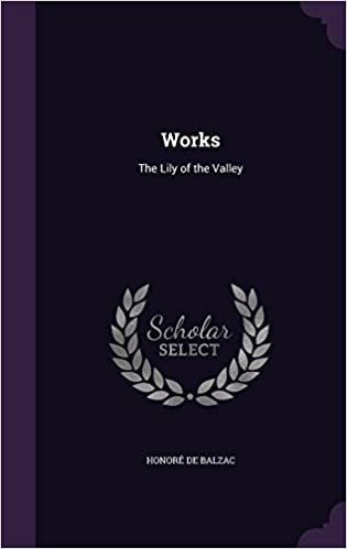 Book Works: The Lily of the Valley