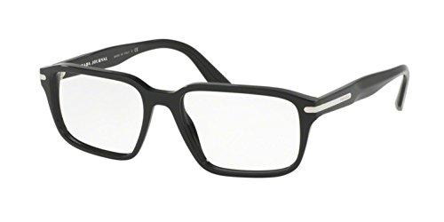 Eyeglasses Frames Prada - Prada PR09TV Eyeglass Frames 1AB1O1-55 -