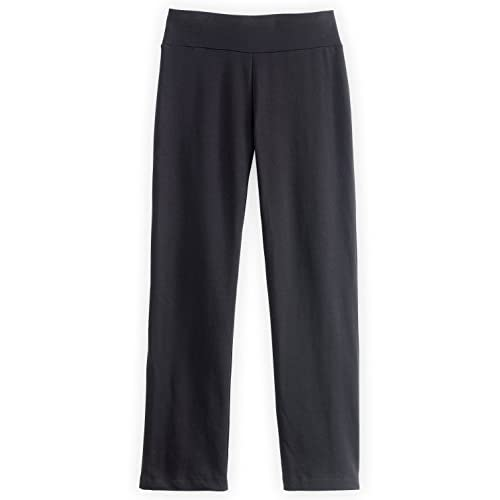 Cheap Fair Indigo Fair Trade Organic Straight Leg Knit Pants