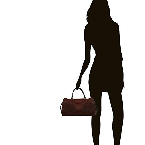 Furla Furla 730750 - Bolso de asas para mujer borgoña medium