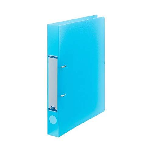 (まとめ)TANOSEEDリングファイル(半透明表紙) A4タテ 2穴 200枚収容 背幅38mm ブルー 1冊 【×30セット】 生活用品 インテリア 雑貨 文具 オフィス用品 ファイル バインダー その他のファイル 14067381 [並行輸入品] B07L35TDSF