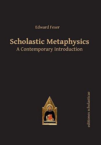 Scholastic Metaphysics: A Contemporary Introductio…
