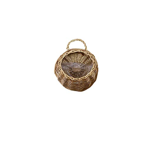 ThinIce Durable Wall Hanging Flower Basket Home Decoration Basket Shelf Baskets from ThinIce