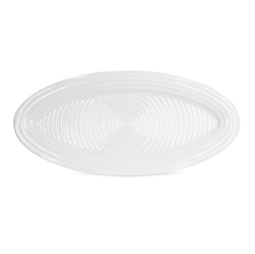 Portmeirion Sophie Conran White Fish Platter