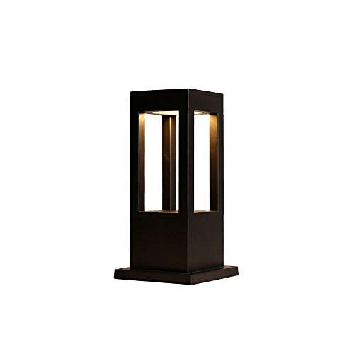 Outdoor Lighting For Brick Pillars