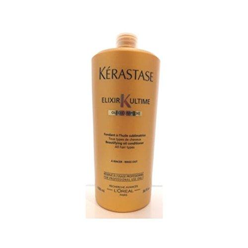 Kerastase Elixir Ultime Oleo Complex Beautifying Oil Conditioner, 34 Ounce by Kerastase
