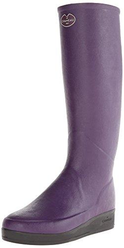 Le Boots Violet Fe Paris Jersey Women's Chameau fwq8rRf