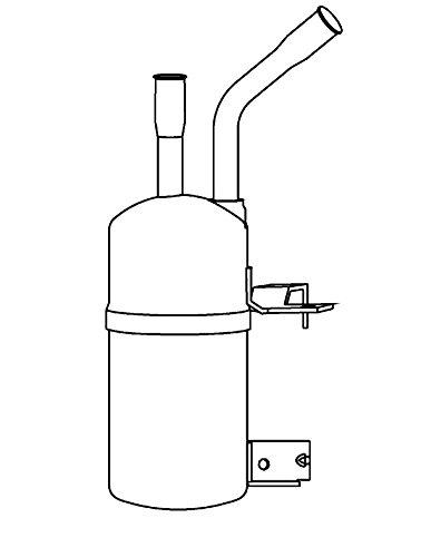 Hella 8FT 351 192-061 filtro deshidrat