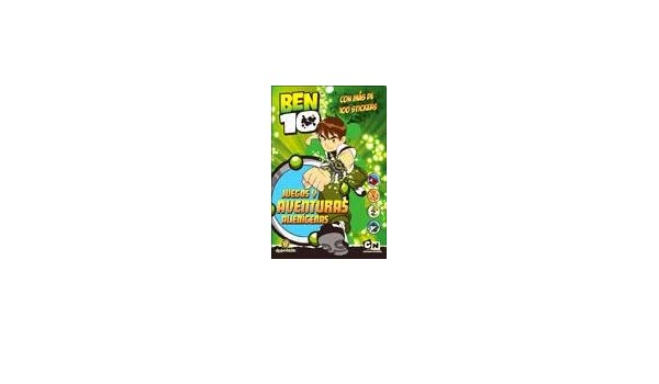 Ben 10. Juegos Y Aventuras Alienígenas: CARTOON NETWORK ...