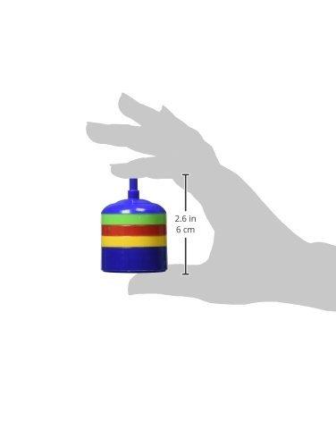 Amazon.com : eDealMax Detalle Jardin acuario plástico del tanque de Rayas de Color Piedra Aire : Pet Supplies