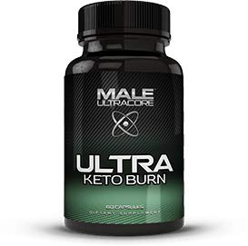 Club UltraCore - Ultra Keto Burn - 800mg Advanced Thermogenic Supplement to Support Ketone Levels by Male UltraCore