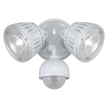 Home Zone Security AEC-34QA2-AC16W Home Zone Motion Activated LED Security Light - 2500 Lumens
