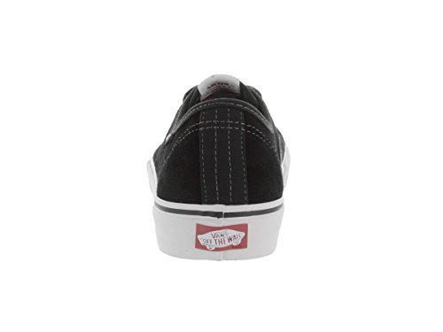 Furgonetas Av clásico (negro / olivina) zapatos del patín Black/olivine