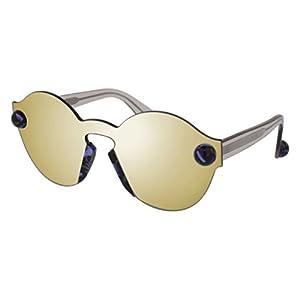 Christopher Kane CK 0013 S- 006 GOLD / YELLOW Sunglasses