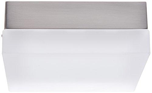 "WAC Lighting FM-4006-30-BN Dice 6"" Square LED Soft"