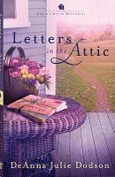 book cover of Letters In The Attic