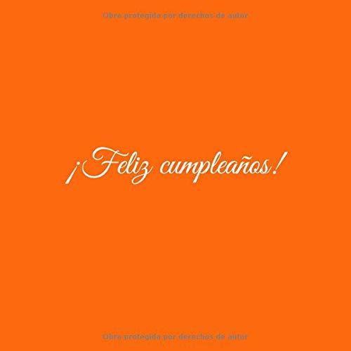 ... personalizable firmas eventos para invitados niños ... fiesta Feliz cumpleaños) (Spanish Edition): Gliviu Libros: 9781796734614: Amazon.com: Books