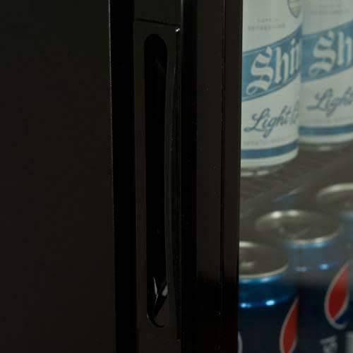 Koldfront 80 Can Built In Beverage Cooler Black