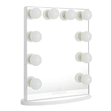 Amazon.de: Giftshop.nl Hollywood-stijl LED make-up verlichting kit ...
