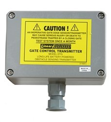 Linear DTG Safety Edge Transmitter