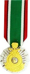 Saudi Arabian Liberation of Kuwait-MINI MEDAL