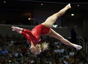 Nastia Liukin 36X48 Poster - 2008 Olympic Gymnast #33
