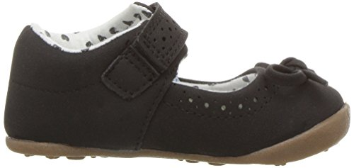 Carter's Every Step Girls' Stage 3 Walk, Nori-WG Mary Jane Flat Flat, Black, 4.5 M US (12-18 Months) - Image 7