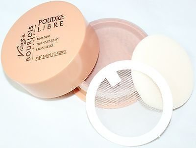 Bourjois Loose Powder for Face ~ 45 Miel Sauvage ~ /Poudre Libre- 15g.net Wt. 0.5 Oz by Bourjois