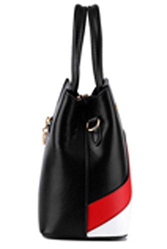 Keshi Pu Niedlich Damen Handtaschen, Hobo-Bags, Schultertaschen, Beutel, Beuteltaschen, Trend-Bags, Velours, Veloursleder, Wildleder, Tasche Himmelblau