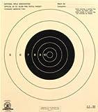 25 Yard Slow Fire Pistol Target Official NRA Target B-16