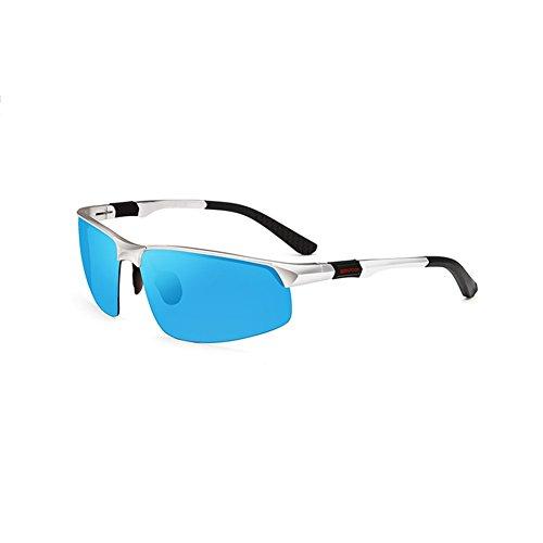 Gafas Polarizadas Gafas Conducción QY De De De YQ Moda Color Gafas Sol Hombres Gafas 5 7 fqEHaH