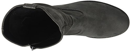 Gabor Comfort Sport, Stivali Donna Grigio (30 Anthrazit Micro)