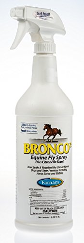 co-e Fly Spray Horse Stable Deer Flies Mosquitoes Gnats Ticks Fleas ()