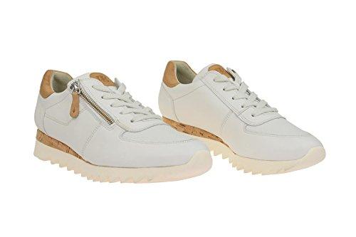 Paul Green 4485009 - Zapatos de cordones de Piel para mujer Weiß